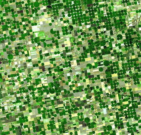 30 Satellite Images That Will Change The Way You See The Earth | Visual Learning for EFL | Scoop.it