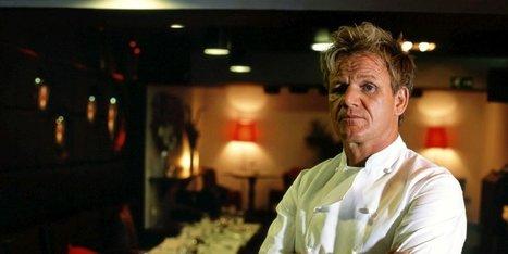Le chef Gordon Ramsay affiche ses ambitions étoilées pour Bordeaux   MILLESIMES 62 : blog de Sandrine et Stéphane SAVORGNAN   Scoop.it