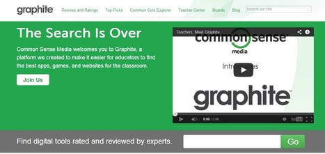 graphite | The best apps, games, websites, and digital curricula rated for learning | Homeschool Mom | Scoop.it