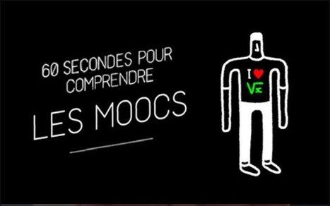 60 secondes pour comprendre les MOOCs | Médias sociaux, bibliothèques et enseignement | Scoop.it