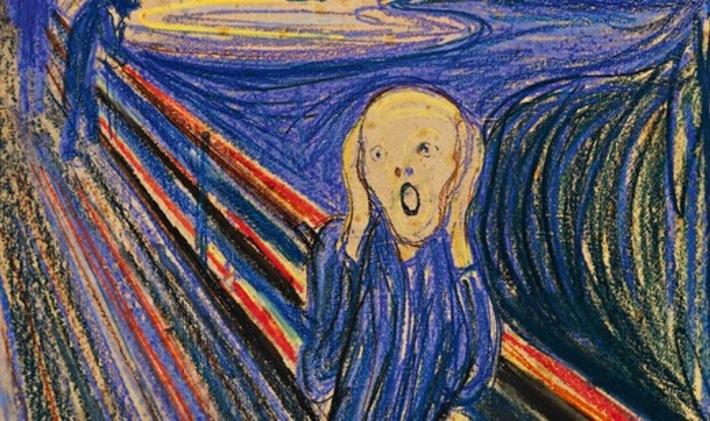 The $80 Million Scream? | Antiques & Vintage Collectibles | Scoop.it