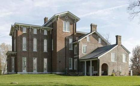 Some of Kentucky's history goes up for auction - The Courier-Journal | Historic Homes in Kentucky | Scoop.it
