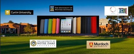 WA Higher Ed iPad Users | Facebook | Curtin iPad User Group | Scoop.it