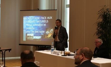 Le CESER sensibilise sur les risques naturels dans la région - Aqui.fr   BIENVENUE EN AQUITAINE   Scoop.it