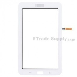 Samsung Galaxy Tab 3 Lite 7.0 SM-T110 Digitizer Touch Screen - White - ETrade Supply | Screen Replacement | Scoop.it