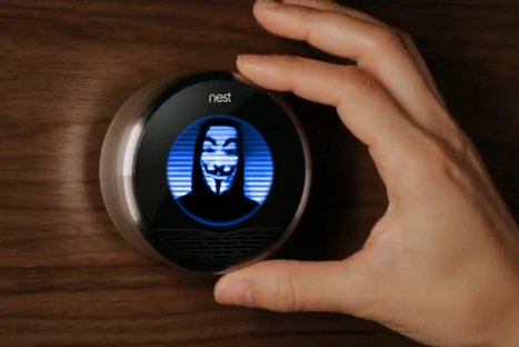 Google Buys Nest Just As Internet Of Things Suffers First Global Cyber Attack | CAS 383: Culture and Technology | Scoop.it