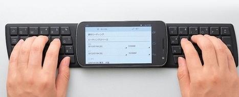 Praktiskt tangentbord för smarta telefoner | Vår Digitala Värld | Folkbildning på nätet | Scoop.it