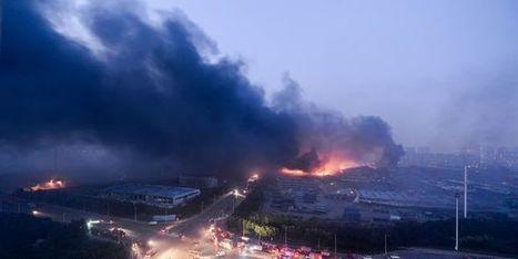 Explosion mortelle en Chine, des dizaines d'immeubles endommagés | Herbovie | Scoop.it