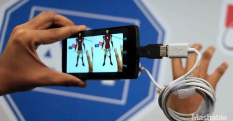 4 Innovative Ways Startups Are Using Leap Motion | Gamification of VET | Scoop.it