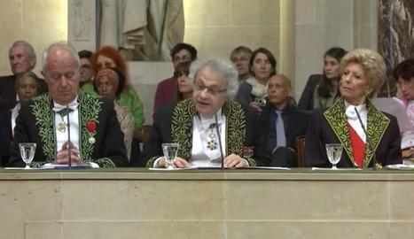 Académie française: Réponse au discours de réception de Dany Laferrière, par Amin Maalouf | Archivance - Miscellanées | Scoop.it