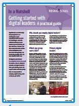 Getting started with digital leaders leaflet | Listen to the Whispers | Scoop.it