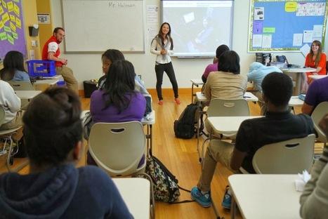5 Non-conventional Ways Of Teaching High School Students | Online Teacher Education | Online Portal for Teachers | Scoop.it