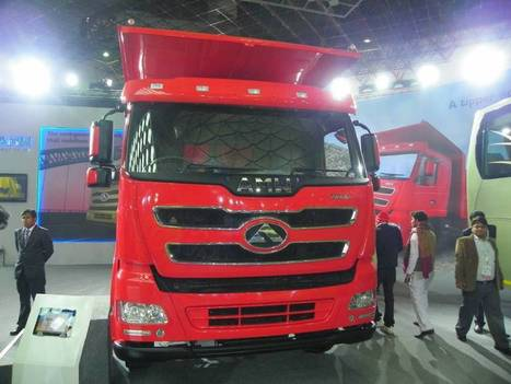 AMW Motors Launches Low-Cost Tipper Truck | Auto Guide India | Scoop.it