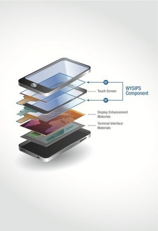 Wysips présentera au MWC le premier smartphone entièrement solaire | Geeks | Scoop.it