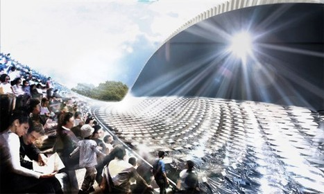 [Jerusalem, Israel] Foster + Partners-designed Einstein Museum | The Architecture of the City | Scoop.it