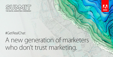 A New Generation of Marketers Who Don't Trust Marketing | Social Media Useful Info | Scoop.it