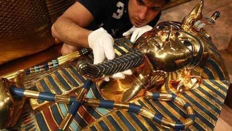Découverte de la tombe du pharaon Sobekhotep Ier - 7sur7 | Histoire et Archéologie | Scoop.it