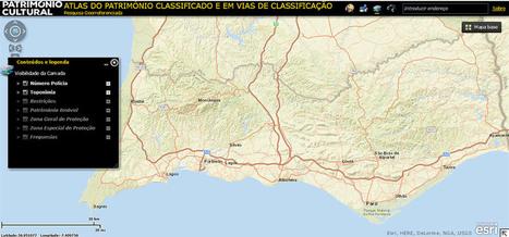 Algarve é primeira região com o seu Atlas do Património Classificado todo atualizado | History 2[+or less 3].0 | Scoop.it
