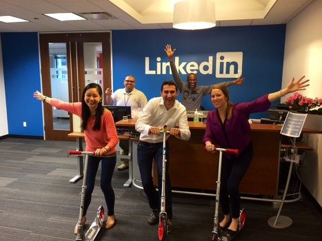 After Graduation, Relationships Are More Important Than Ever | All About LinkedIn | Scoop.it