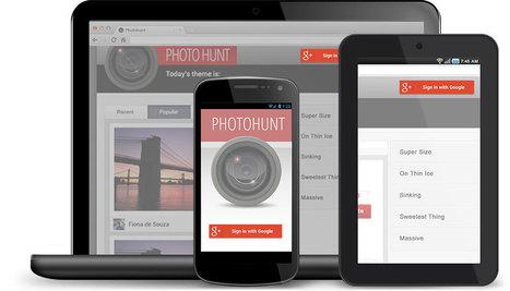 Google+ Platform — Google Developers | AllAboutSocialMedia | Scoop.it