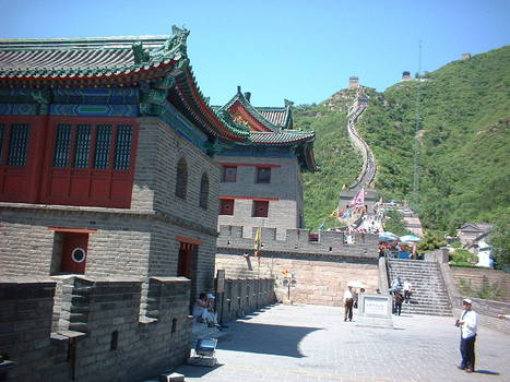 Mutianyu Great Wall of Beijing, China | Tour to Graet Wall of China | Scoop.it