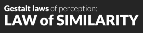 How to use the Law of Similarity in Photography | black & white and street photography | Scoop.it