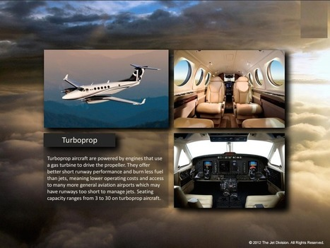 Turbo Prop - Private Jet Charter | Seo Marketing and Curation | Scoop.it