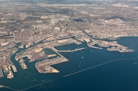 Long Beach Named Best Green Seaport Worldwide - The Maritime Executive | Logistics Curiosity | Scoop.it