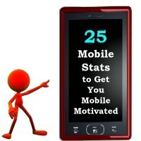 25 Motivating Mobile Stats to be Mobile Ready! | Allround Social Media Marketing | Scoop.it