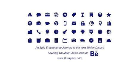 Epic Ecommerce Journey - Leveling Moon-Audio.com Up - Curagami | Ecom Revolution | Scoop.it