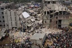Effondrement du Rana Plaza : une sortie de crise cruciale  pour les entreprises du textile | Communication de crise | Scoop.it