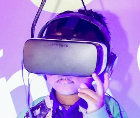 The UAE's Sharjah Book Authority Launches a 'Virtual Reality Book' | Ebook and Publishing | Scoop.it
