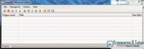 UnityPDF : un nouveau logiciel pour éditer facilement ses fichiers PDF | TICE & FLE | Scoop.it