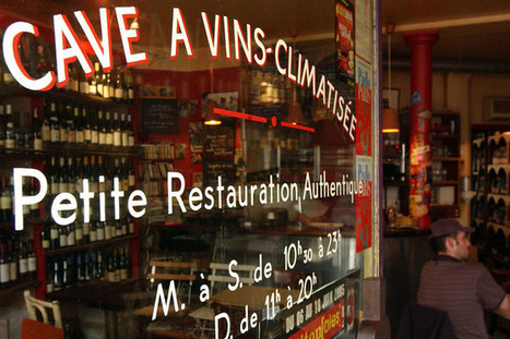 Top Five #Paris #Wine Bars | Cavissima - Actualité vin | Scoop.it