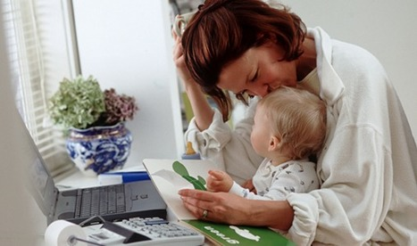 5 ways to Work more effectively from Home | Technology in Business Today | Scoop.it
