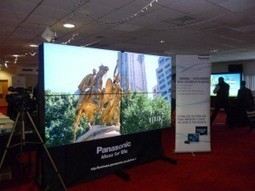 Psco Adds First Panasonic Video Wall Display To Its Portfolio | The Meeddya Group | Scoop.it
