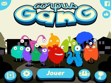 Corpus Gang : jeu mobile pour sensibiliser les ados à leur santé - Buzz-esanté | Buzz e-sante | Scoop.it