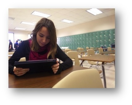 Texas High School Bookshare Member Prepares for Transition to College | Great Teachers + Ed Tech = Learning Success! | Scoop.it