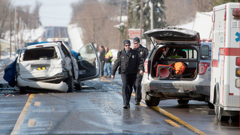 Police: Man, 77, killed when van is rear-ended by tractor-trailer in Upper Macungie | Snyder & Wiles, PC, Personal Injury | Scoop.it
