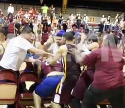 Rebulú en partido de baloncesto [Video] | Endominicana.net | Deportes y Ejercicios | Scoop.it
