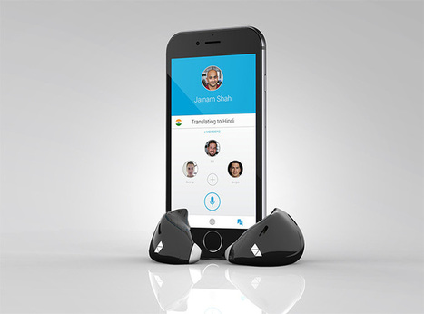 In-Ear Device That Translates Foreign Languages In Real Time | Translation Watch | Scoop.it