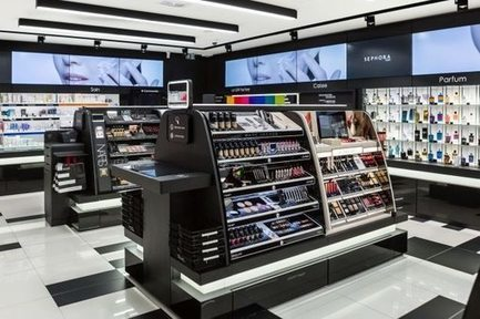 Sephora welcomes connected beauty with a new 3.0 store experience   Prestige Brands & Digital   Scoop.it