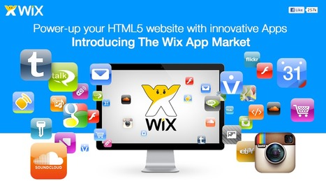 Wix App Market | Share Some Love Today | Scoop.it