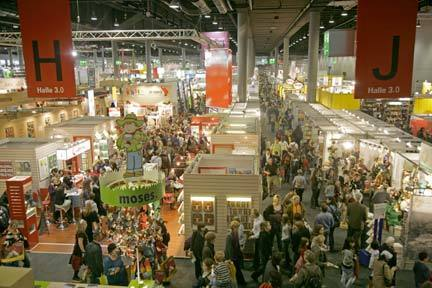 Children's Digital Content a Hot Topic at Frankfurt Book Fair | Good E-Reader - ebook Reader and Tablet PC News | Publishing Digital Book Apps for Kids | Scoop.it