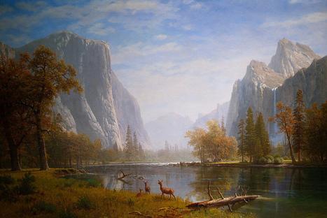 Albert Bierstadt's Classic Yosemite Valley - Haggin Museum Stockton California | Yosemite and its wonders | Scoop.it