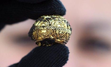 Rare Discovery of Intact Tomb: German Archeologists Uncover Celtic Treasure - SPIEGEL ONLINE | Histoire et archéologie des Celtes, Germains et peuples du Nord | Scoop.it