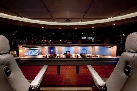Le yacht de Steve Jobs : le luxe au design minimaliste :. | Epicure : Vins, gastronomie et belles choses | Scoop.it