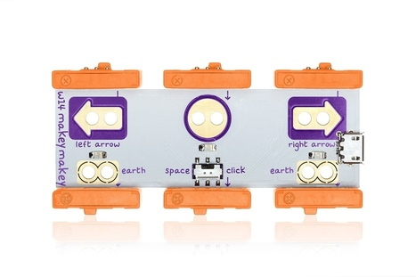Makey Makey and littleBits launch module | STEM Education models and innovations with Gaming | Scoop.it