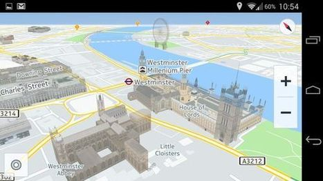 HERE Maps is the best offline satnav app for Android | Android | Scoop.it