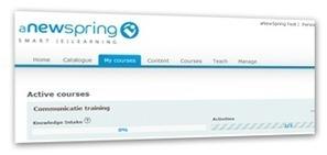 Platform tour - aNewSpring | Adaptive learning platform | #Coolhunting Empresarial | Scoop.it
